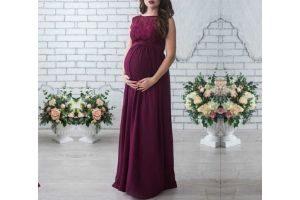 vestido fiesta para embarazadas
